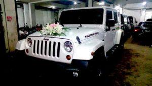 Sewa Mobil Wedding