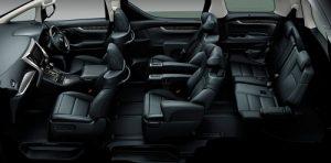 Sewa Toyota Vellfire, Rental Toyota Vellfire