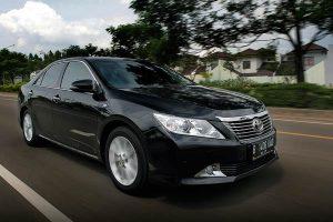 Sewa Toyota Camry Jakarta, Rental Mobil Dinas